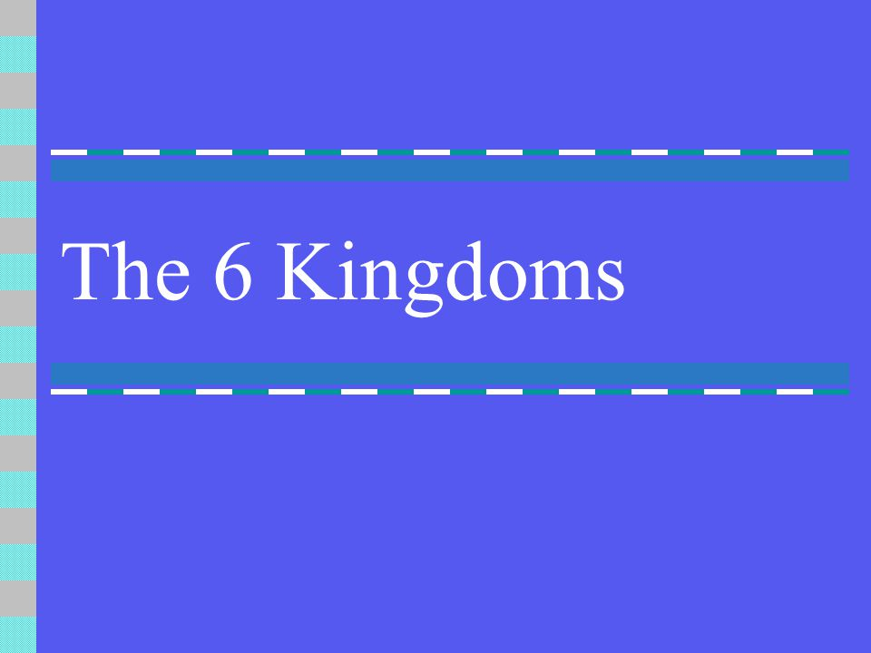 The 6 Kingdoms