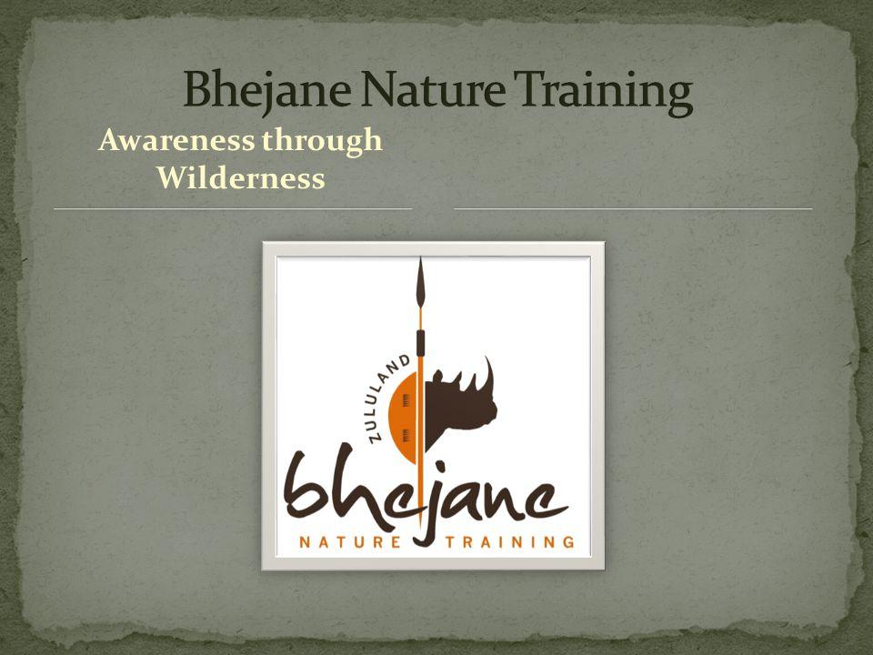 Awareness through Wilderness