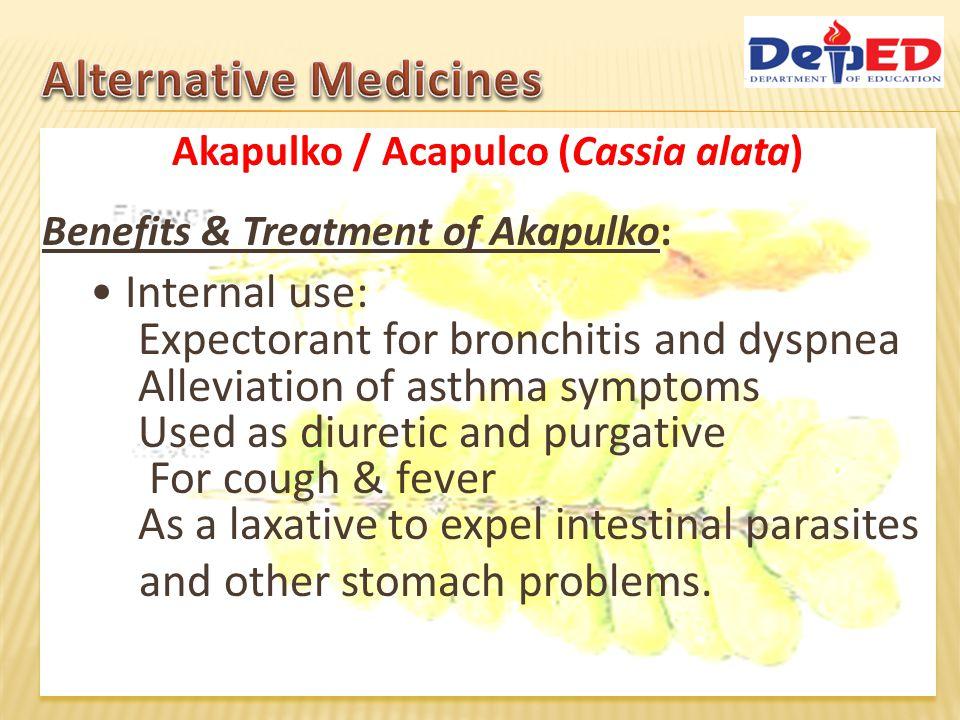Health Benefits of Niyog-Niyogan antihelminthic skin diseases dysuria