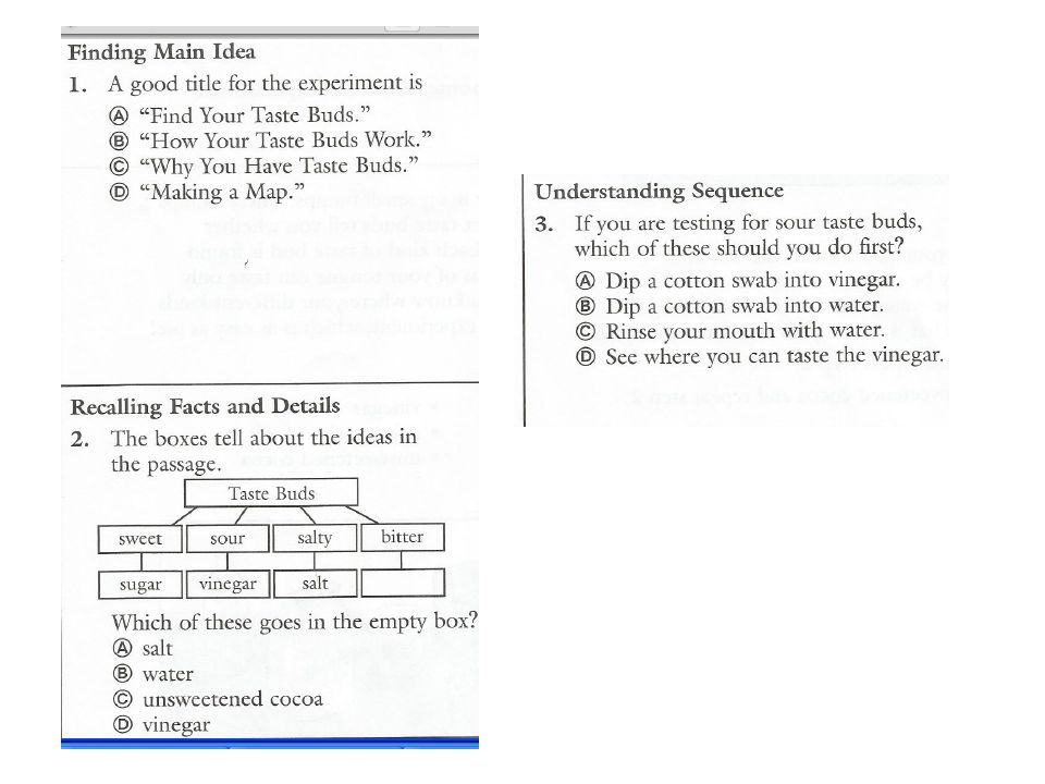 Daily task 4 1.With your partner read p.284-297 and answer the questions on p.