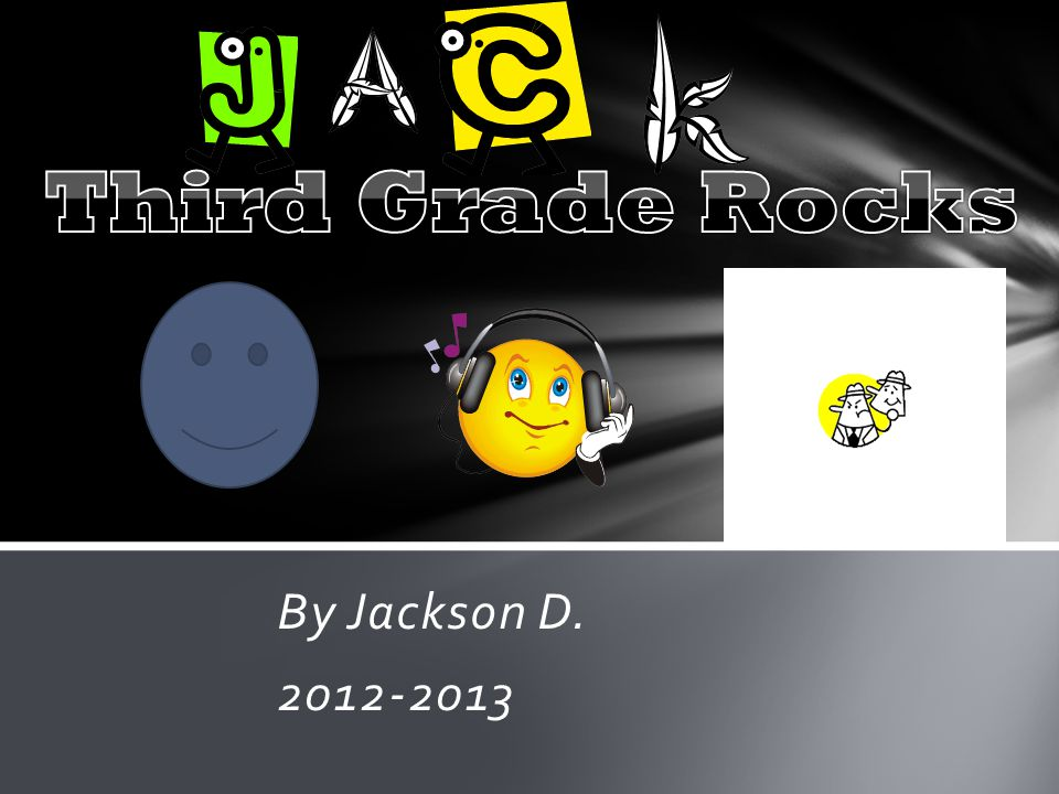 By Jackson D. 2012-2013
