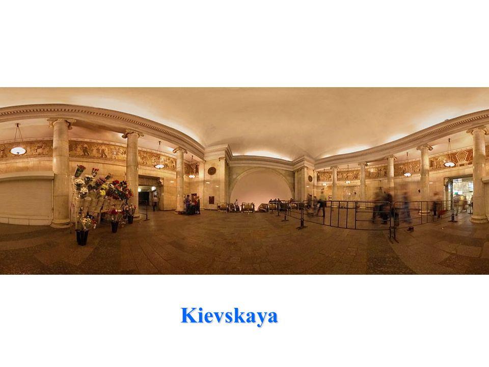 Kievskaya Please continue to view the following photos.
