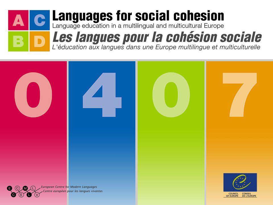 Training teachers to use the European Language Portfolio Former les enseignants à lutilisation du Porfolio européen des langues 4.