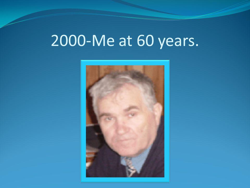2000- while I visited USA