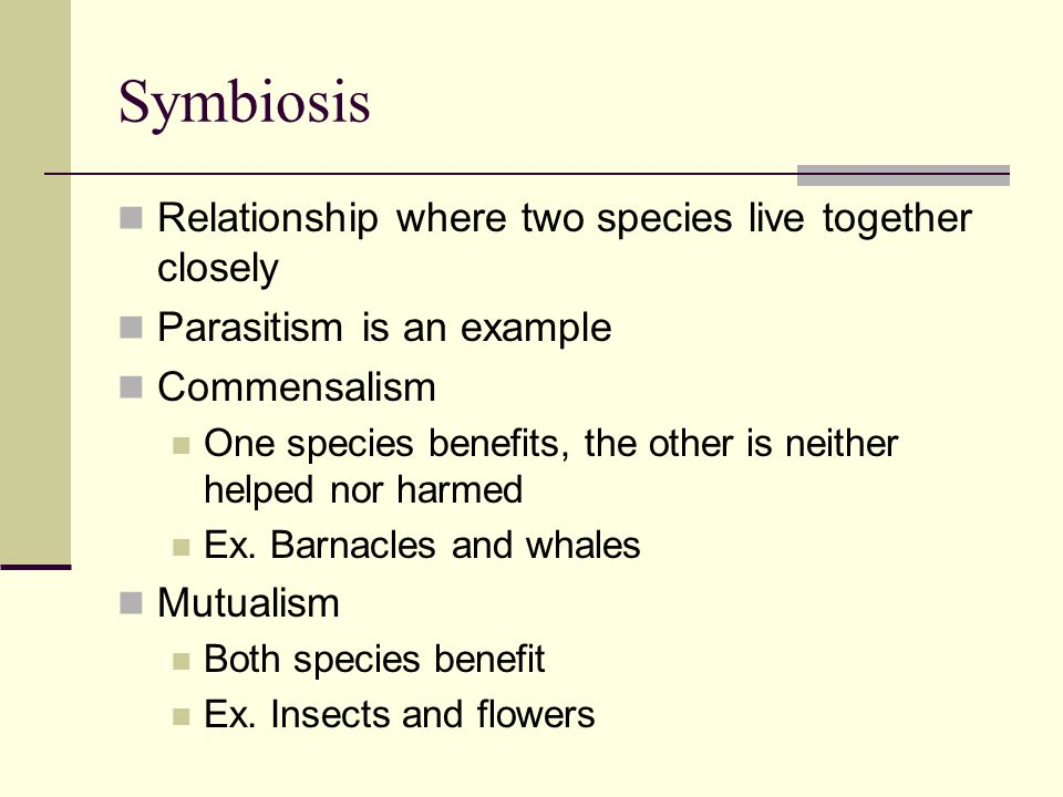 How Competition Shapes Communities Competition occurs when two species use the same resource.