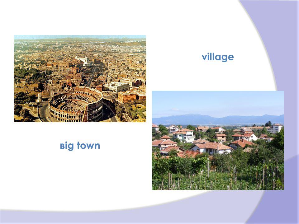 вig town village