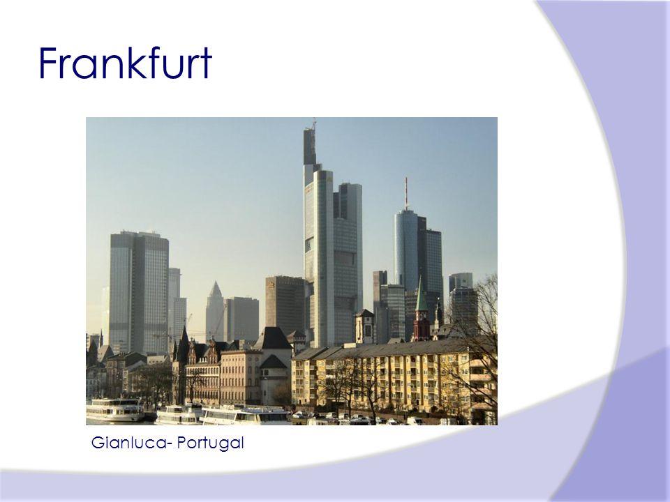 Frankfurt Gianluca- Portugal