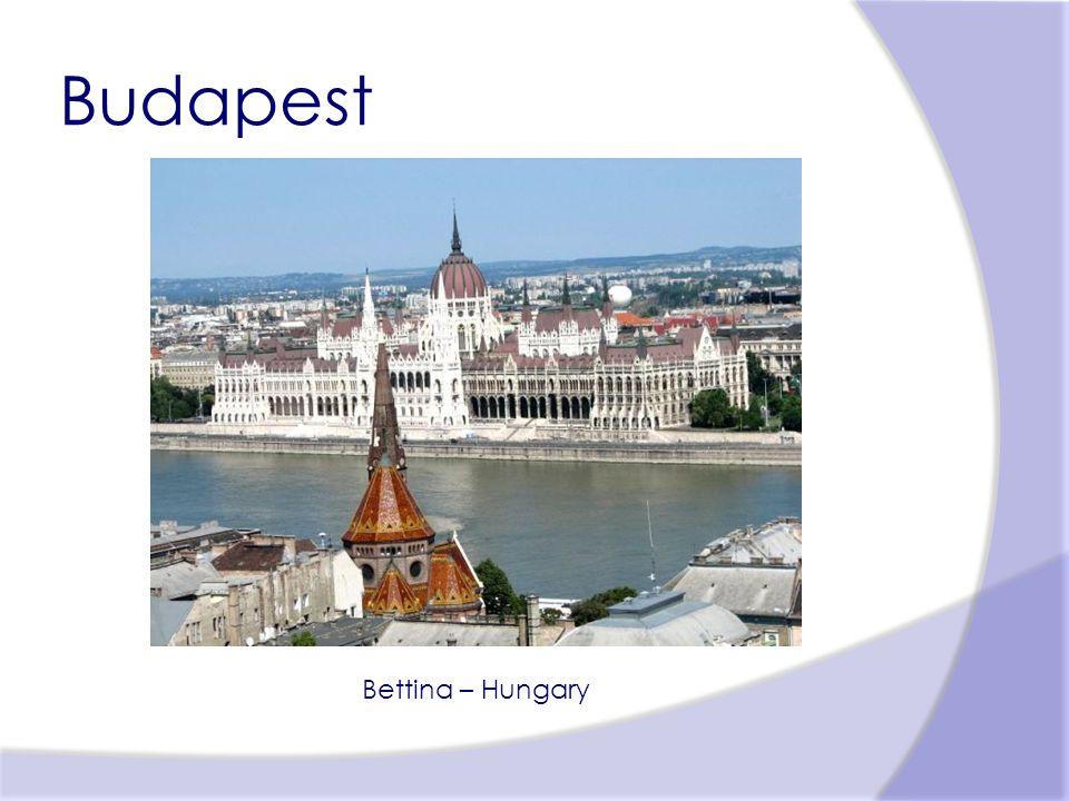 Budapest Bettina – Hungary