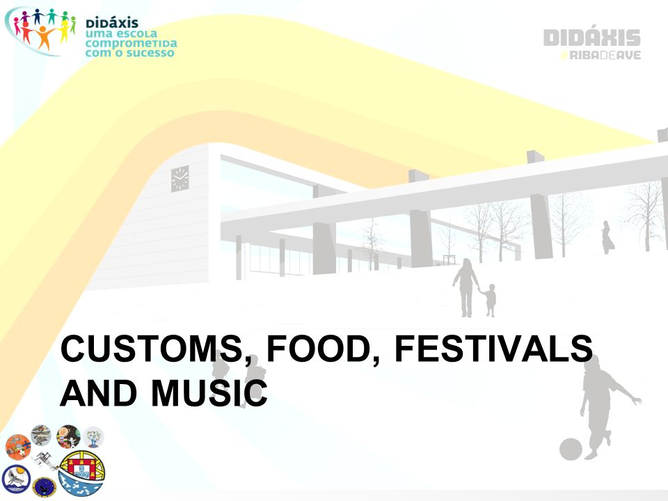 CUSTOMS, FOOD, FESTIVALS AND MUSIC