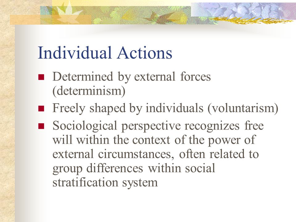 Labeling Theory How does a community decide what forms of conduct should be singled out for this kind of attention.