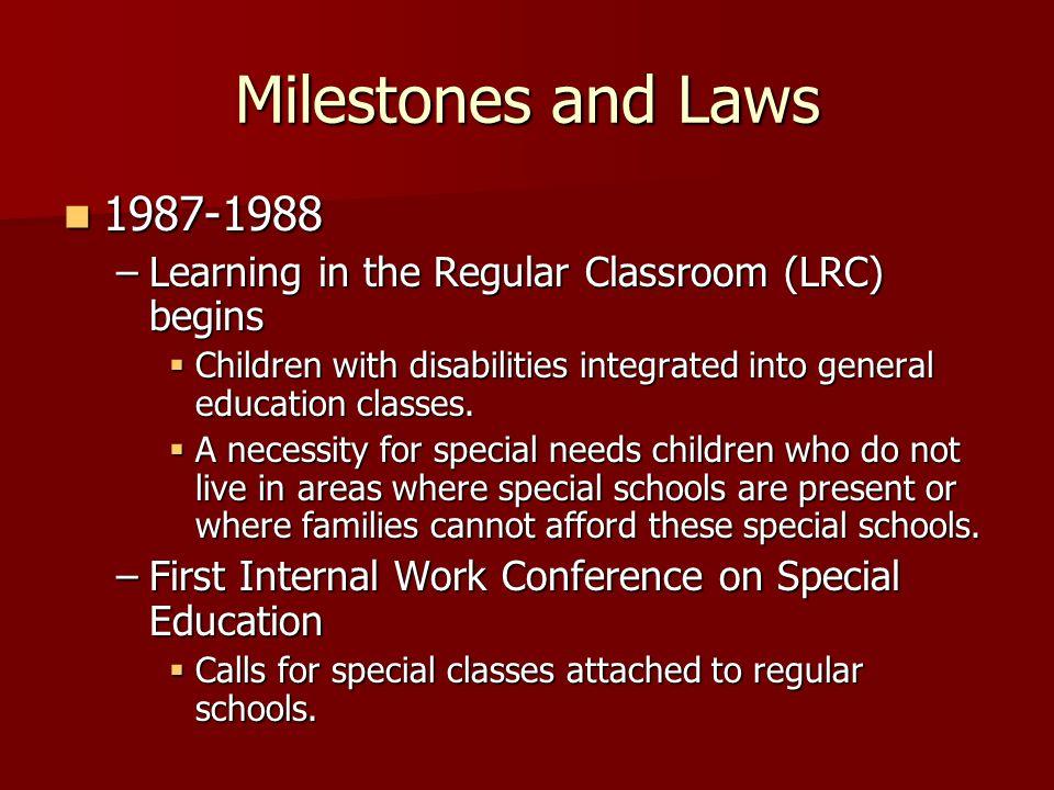 Curriculum Reform 3.