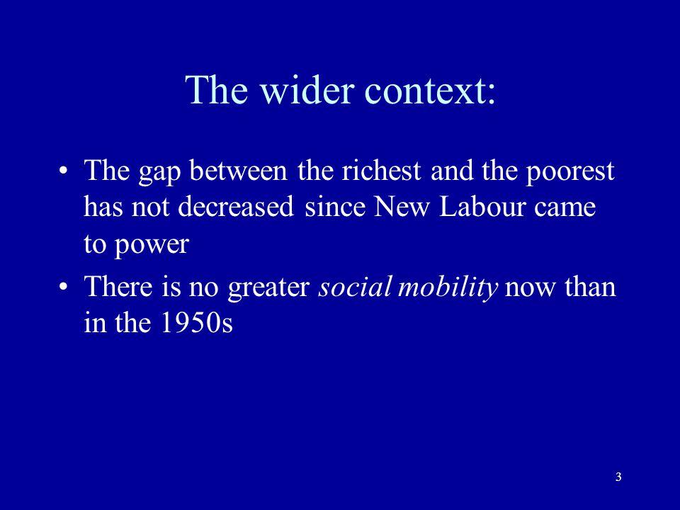 4 How do you measure social class.