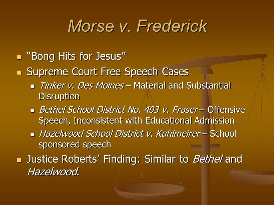 Morse v.