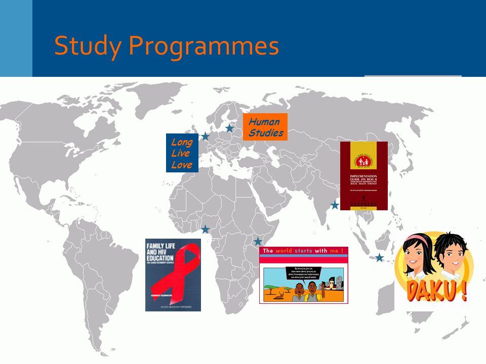 Study Programmes Long Live Love Human Studies