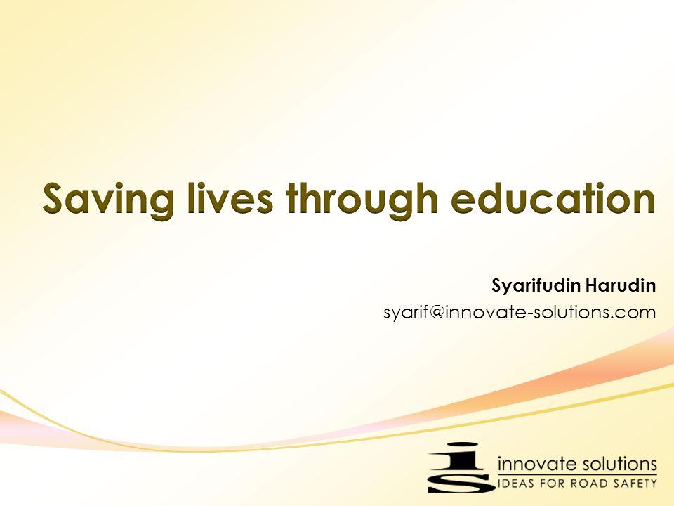 Syarifudin Harudin syarif@innovate-solutions.com