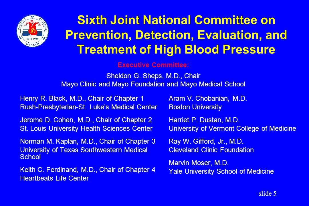 slide 76 Older Persons Hypertension is common.SBP is better predictor of events than DBP.