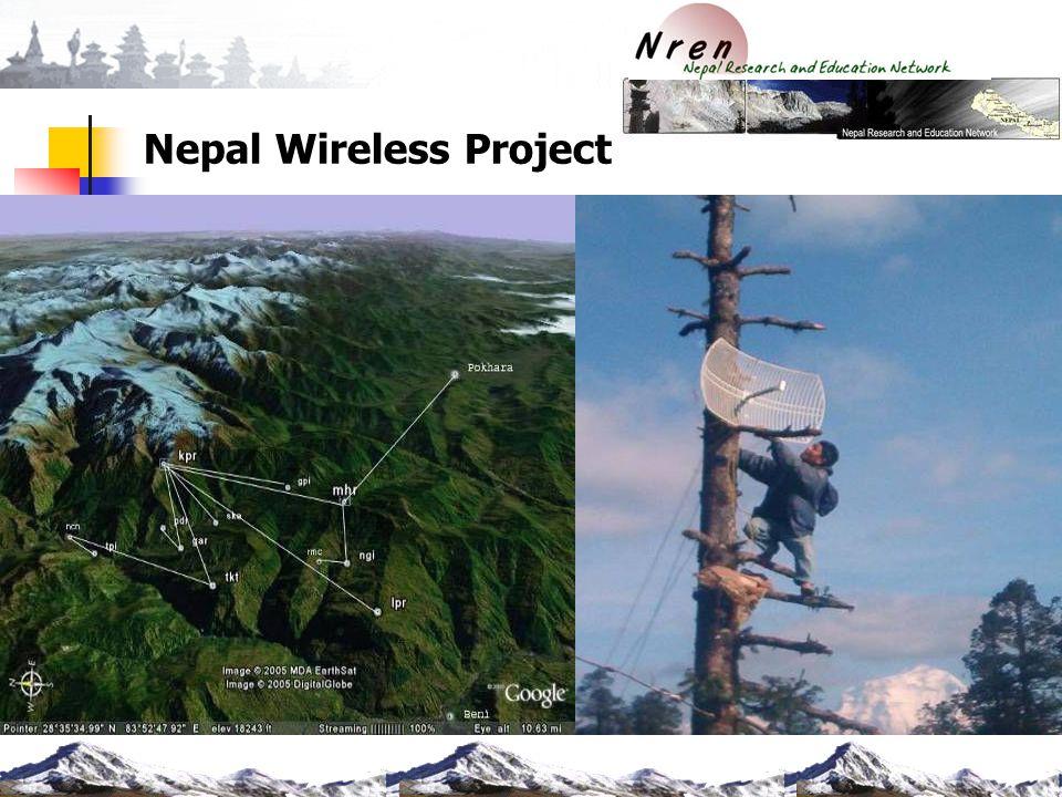 Nepal Wireless Project