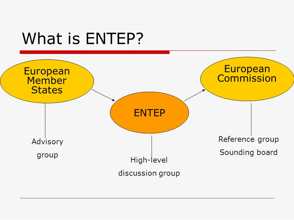What is ENTEP.