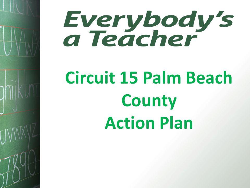 Circuit 15 Palm Beach County Action Plan