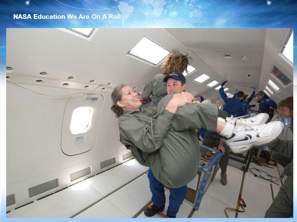 NASA Education 10 NASA Education We Are On A Roll