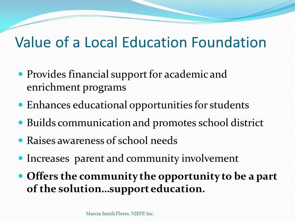 How to Contact Us NJ Education Foundation Partnership Inc.
