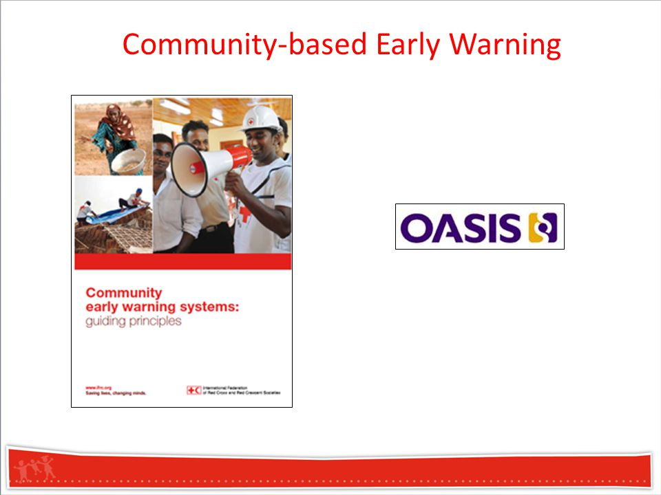 Community-based Early Warning