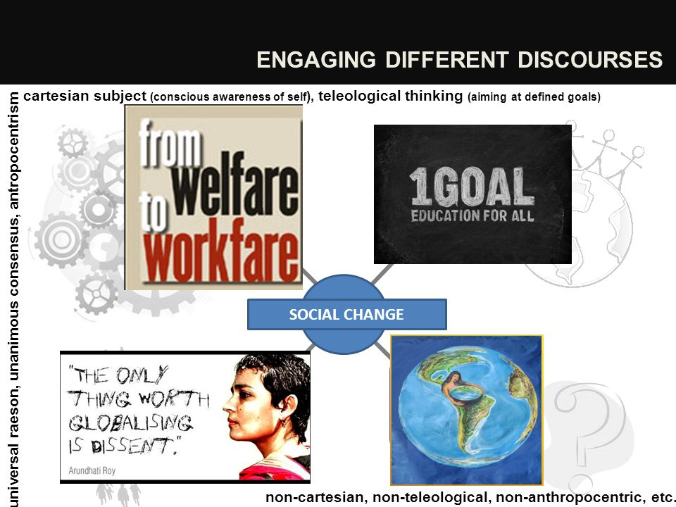 ENGAGING DIFFERENT DISCOURSES ISSUE Other (s) .