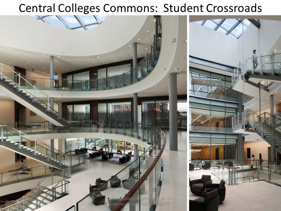 Central Colleges Commons: Student Crossroads Johns Hopkins Swami Institute for International Medical Education 17
