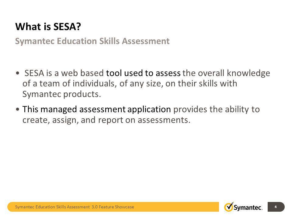 What is SESA.
