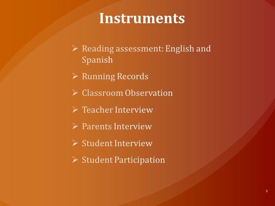 8 Instruments