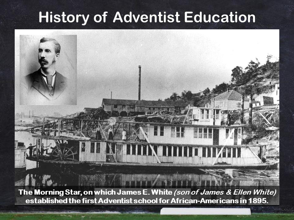 History of Adventist Education 1897 – Avondale College in Australia opens.