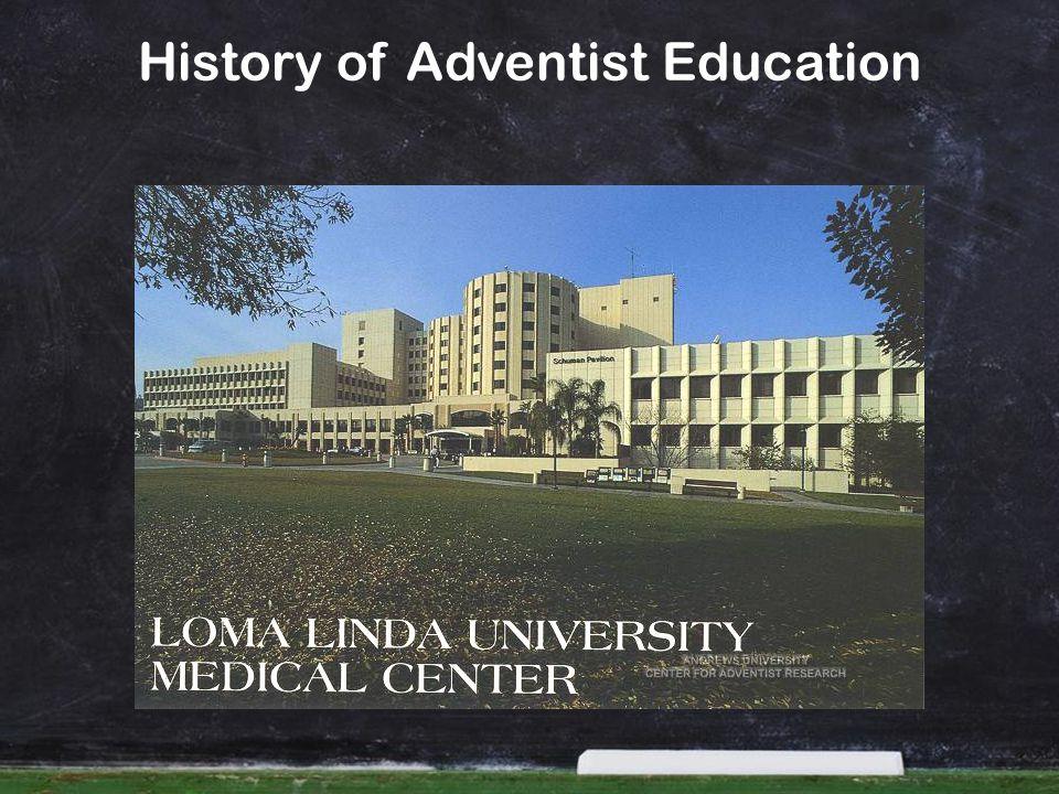 History of Adventist Education