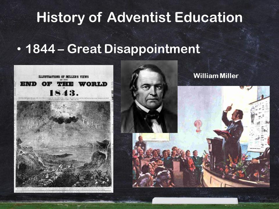 In 1853 Martha Byington became the First Seventh-day Adventist Teacher at Bucks Bridge, NY.