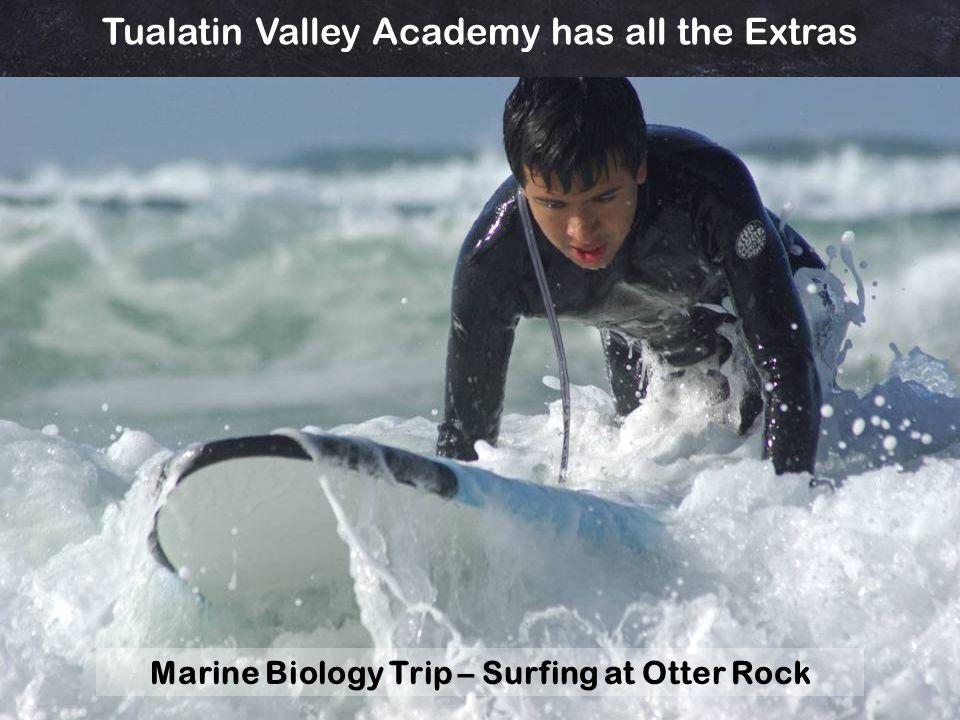 Marine Biology Trip – Surfing at Otter Rock