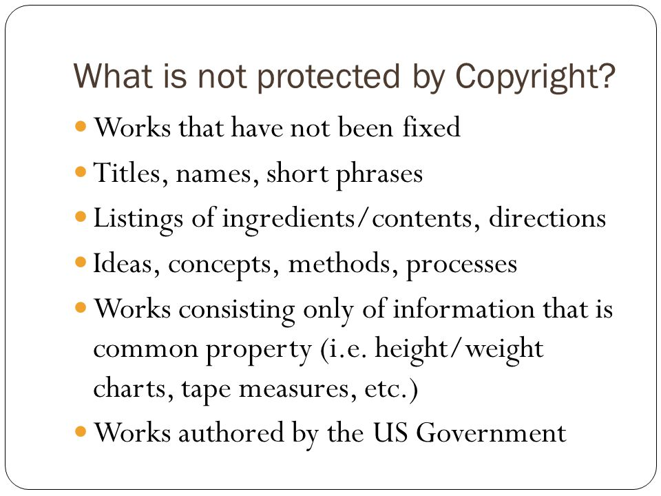 How much does Copyright cost.