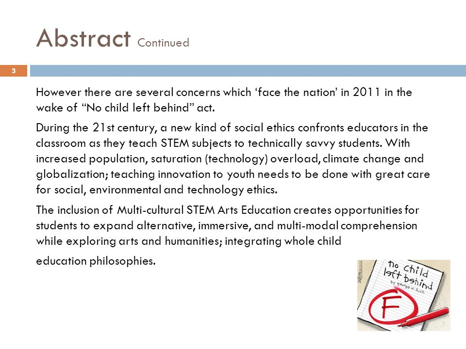History of STEM Education 4 The term STEM was coined by Dr.