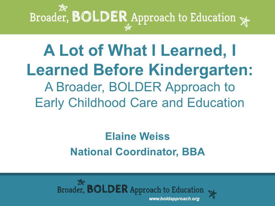www.boldapproach.org Parental Leave Source: Ray, CEPR (2008)