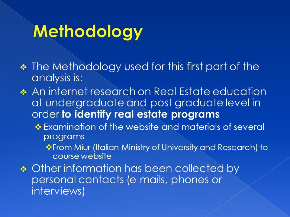 1° year2° year3° year 1 level Master Degree 1° year LM 2° year LM 2 level Master Degree PhD First level degree (180 credits) Second level degree (120 Credits) 19 22 (60 credits) (180 credits)