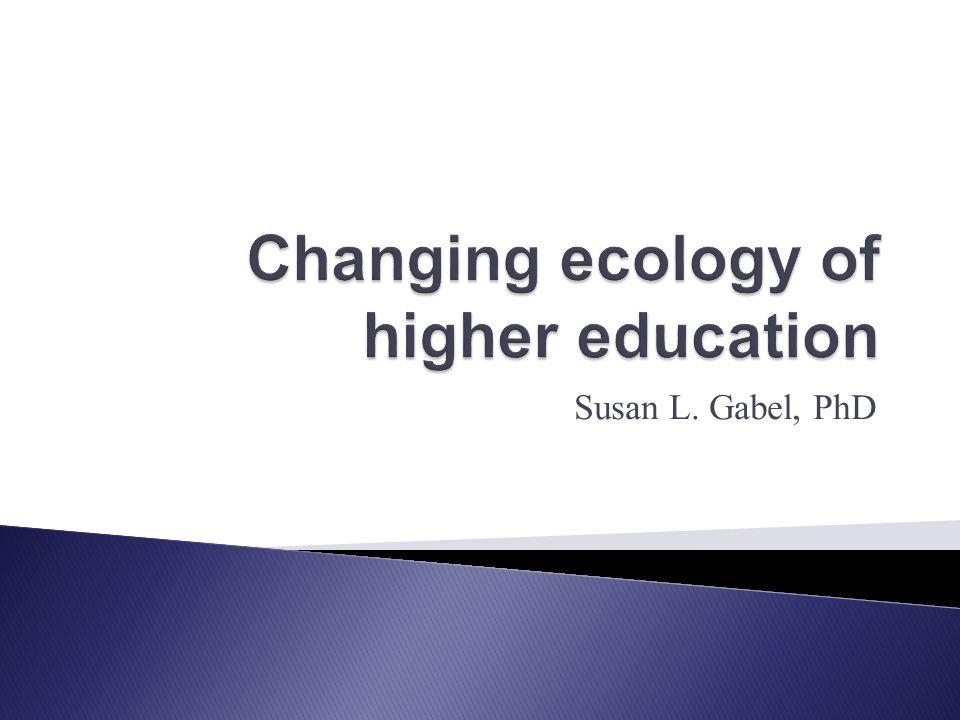 Susan L. Gabel, PhD