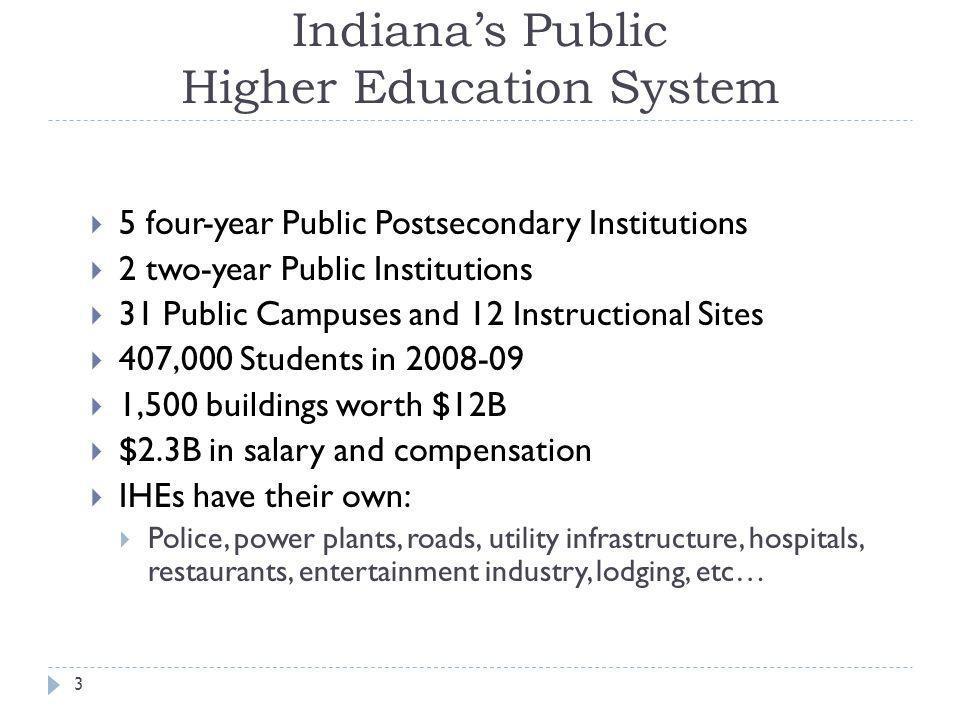 Examples of Expenditure Mix Purdue UniversityITCCI
