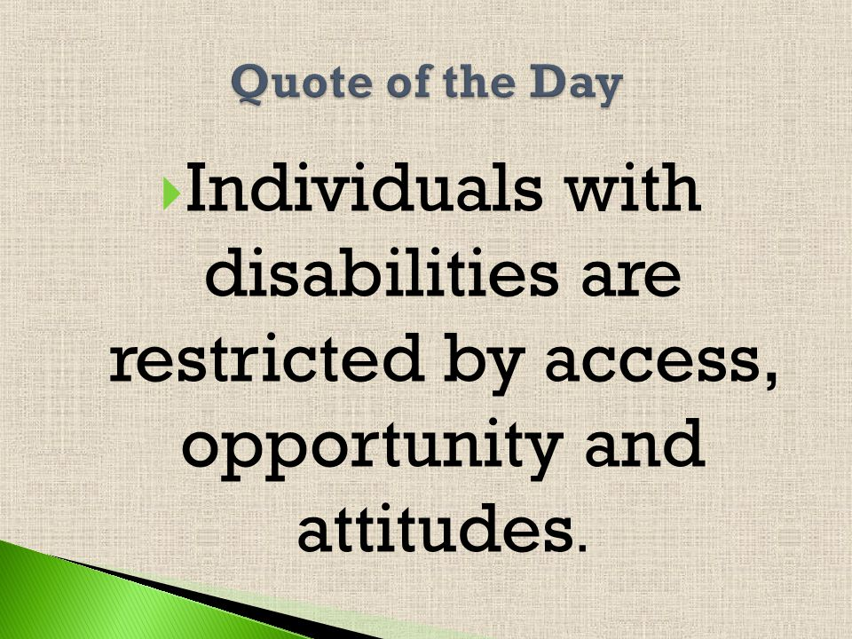 The first consideration for placement for children with disabilities is that they are educated with typical children in the General Physical Education program.