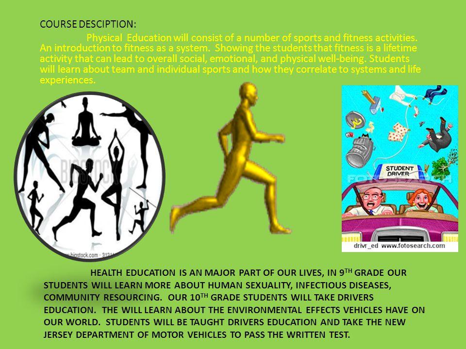 Health & Physical Education Mr. Jones SYLLABUS