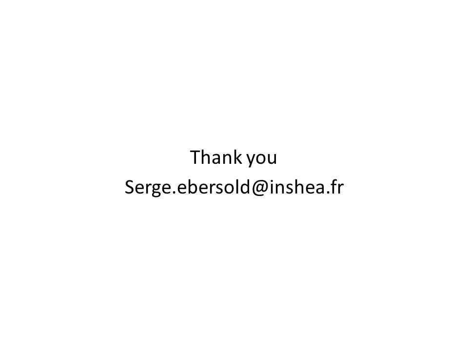 Thank you Serge.ebersold@inshea.fr