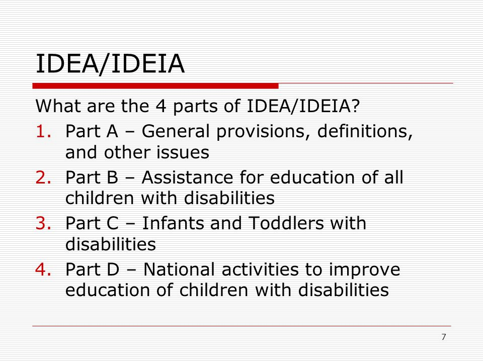 Special Education Process Step 1.Request for evaluation Step 2.