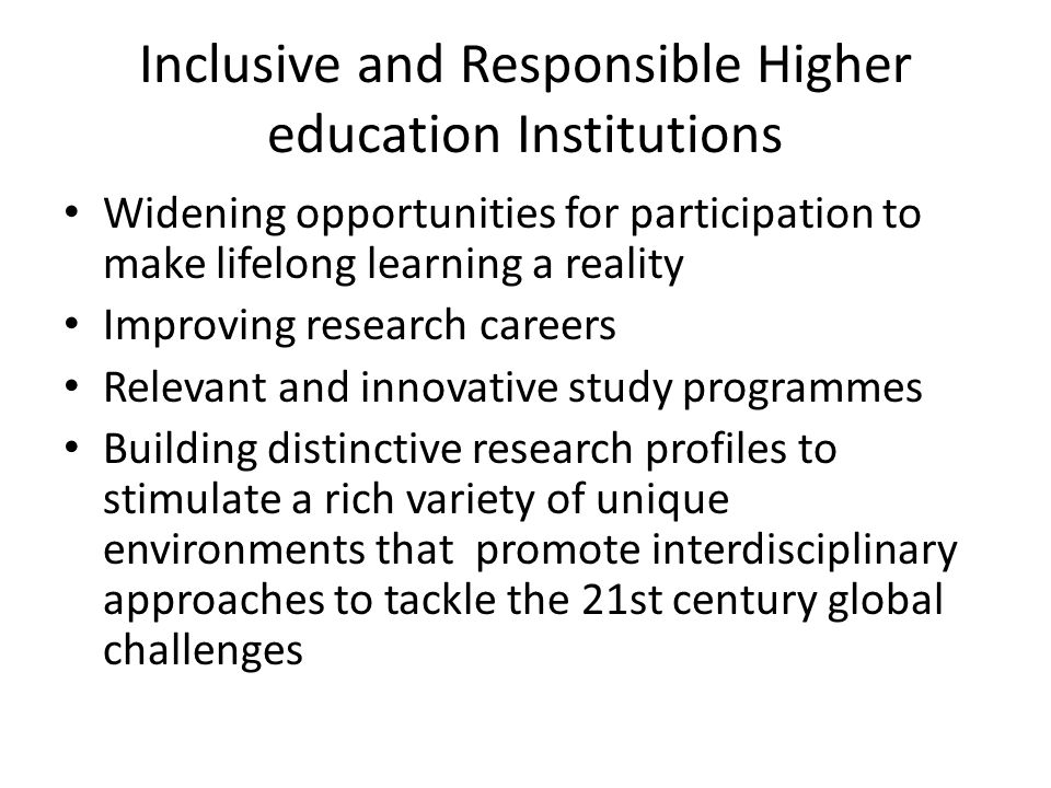 Assessment in Higher Education: Basic Principles Central feature of teaching and the curriculum Be making of judgements about student performance Fostering learning and certification