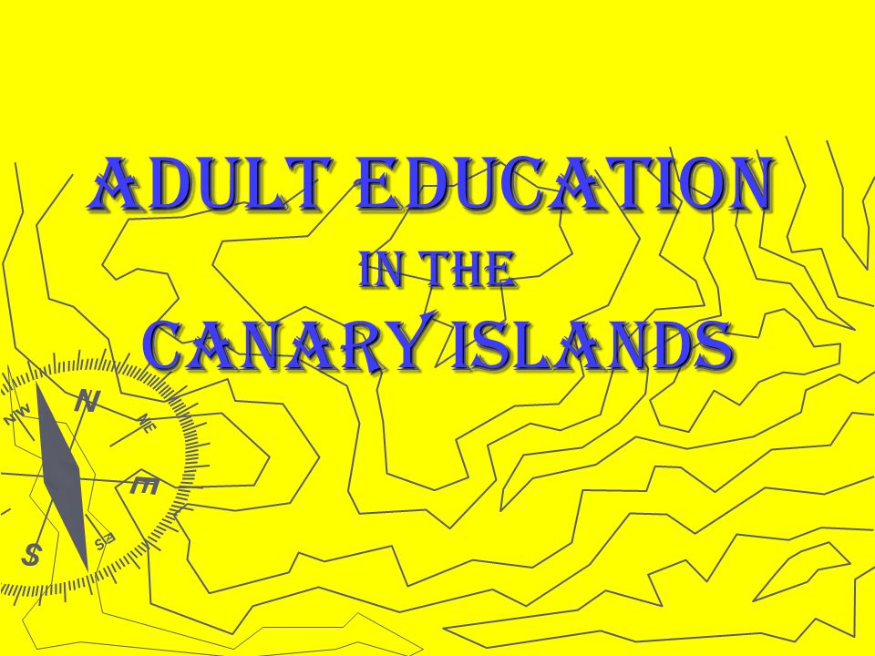 Adult Education in the Canary Islands