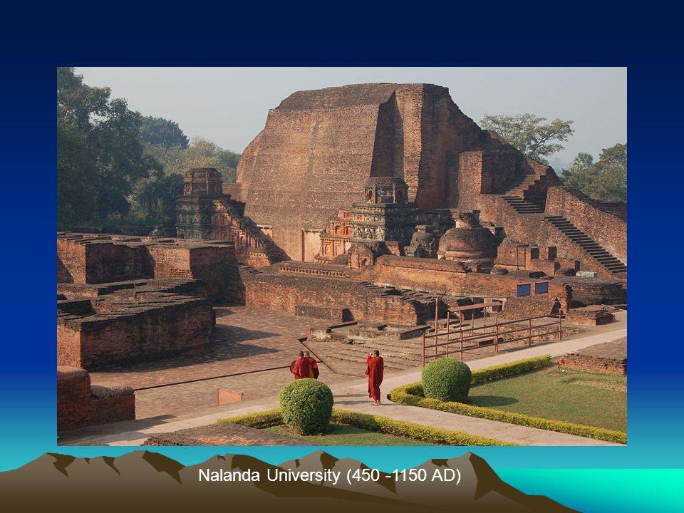 Nalanda University (450 -1150 AD)