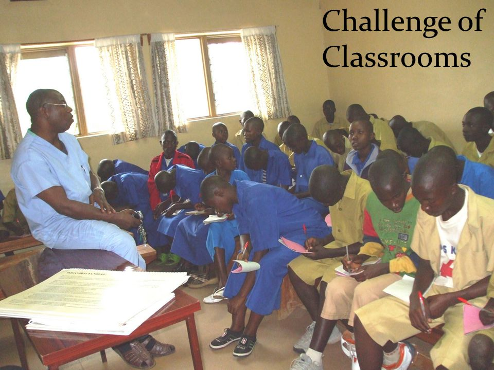 Challenge of Classrooms