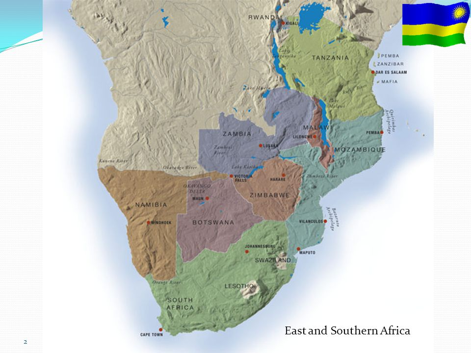 2 East and Southern Africa