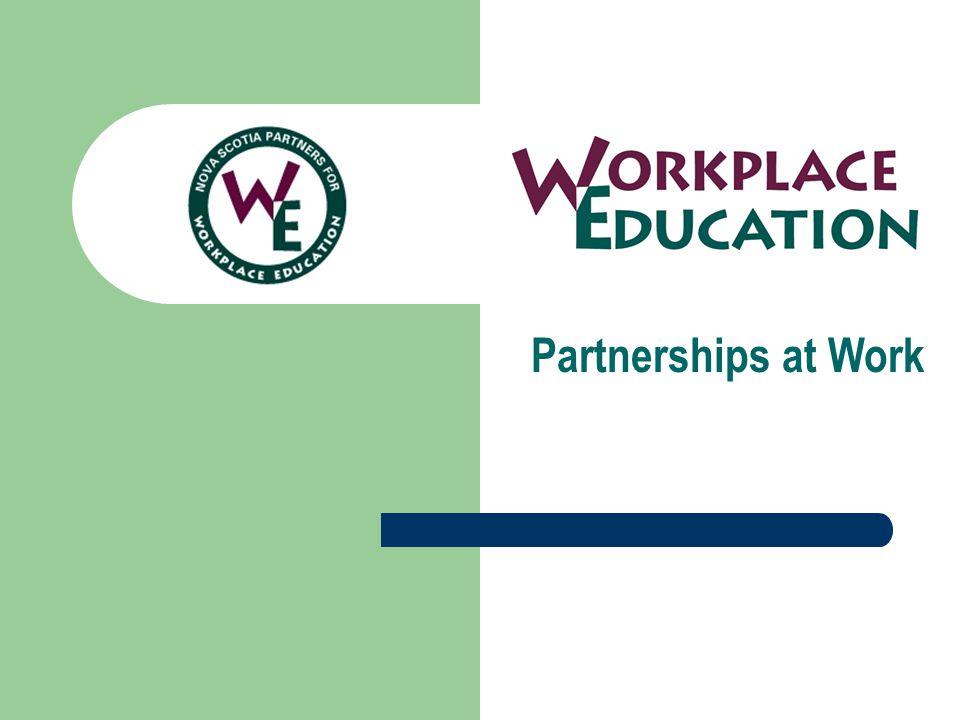 Partnerships at Work